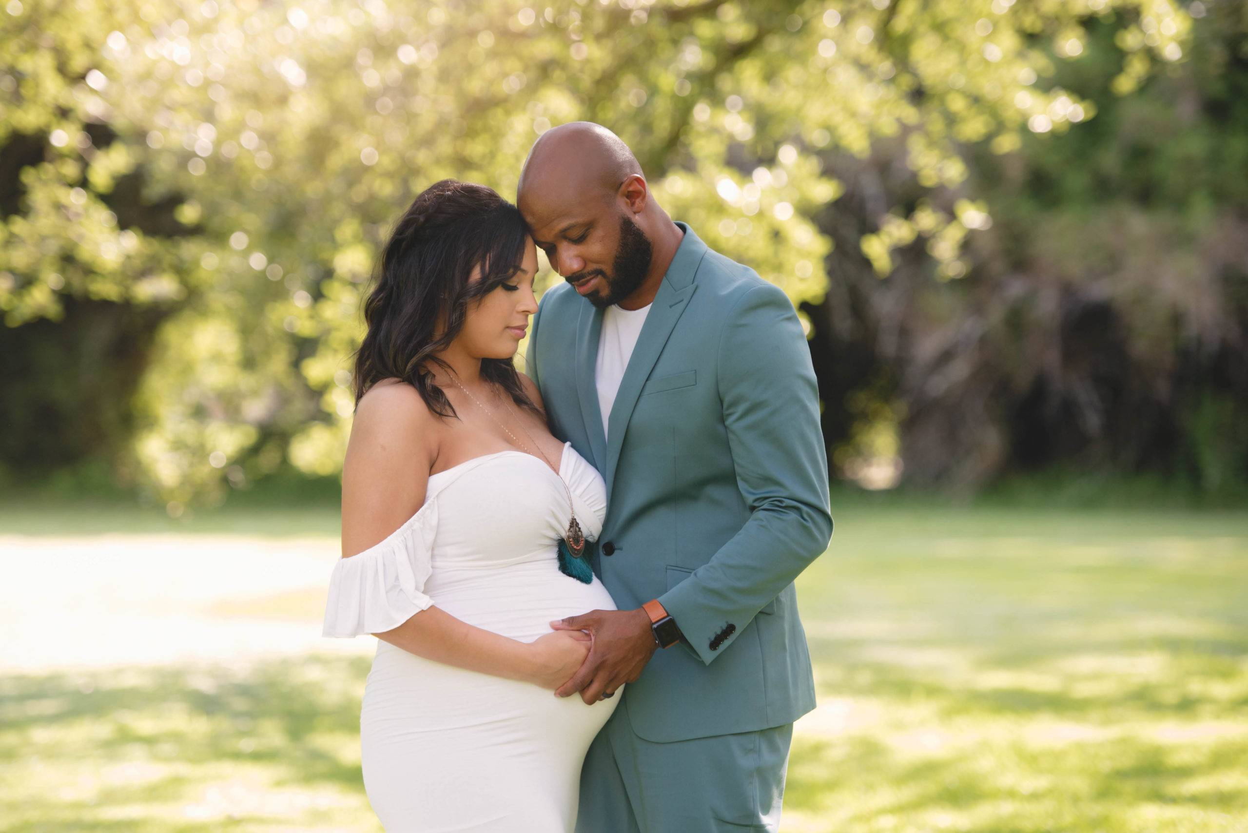 Maternity Session at Fairfax House – Aristine and Javis