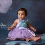One Year Old Baby Girl – Avery