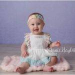 9 Month Old Baby Girl Session – Isla