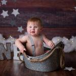 Little Star One Year Session – Palmer